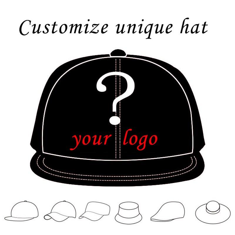 1PCS Անհատականացված Snapback գլխարկ - Հագուստի պարագաներ