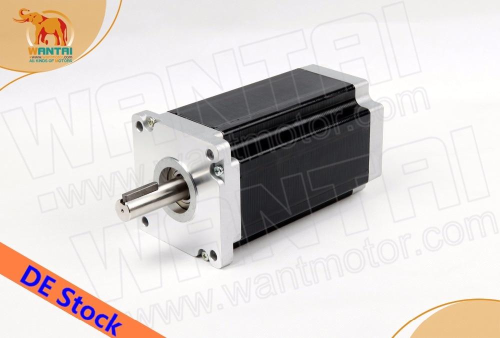 [Germany Stock&EU FREE] CNC Wantai Nema42 Stepper Motor 110BYGH150-001 3256oz-in 6.0A 150mmPlastic Engraver Plastic Machine new in stock 61 011 001