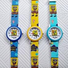 Fashion Jelly Minions Children Watch Kids Watches Waterproof