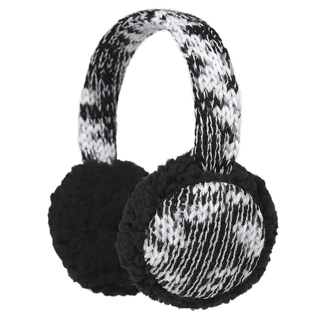 Unisex Baby Cartoon Earwarmer Cute Windproof Warm Earmuffs Adjustable Earmuffs