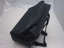 Free shipping Soft Accordion bag size 8bass 22 key with two backstrap and thicker foam padded