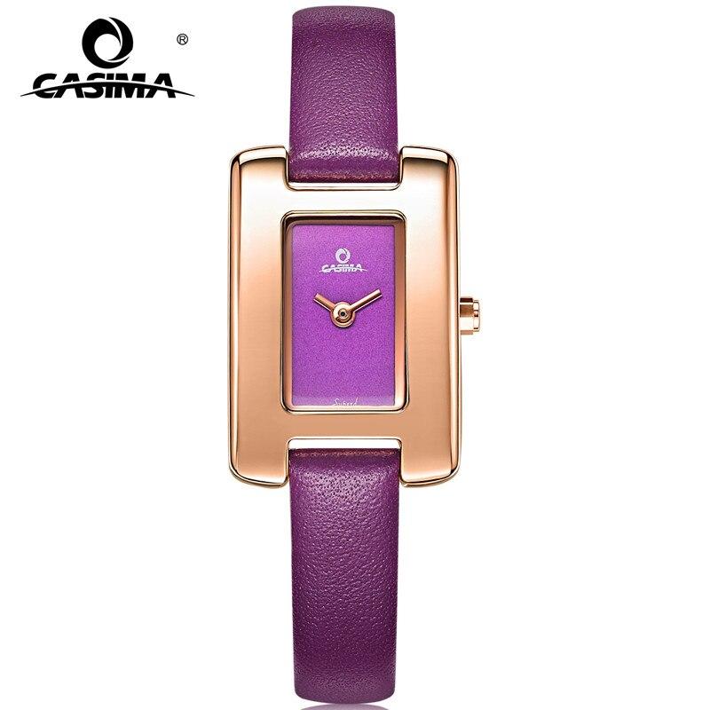 CASIMA Luxury Brand Bracelet Watches Women Fashion Casual Ladies Quartz Wrist Watch Women's Waterproof 2612