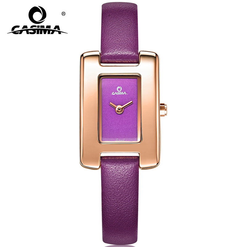 цены CASIMA Luxury Brand Bracelet Watches Women Fashion Casual Ladies Quartz Wrist Watch Women's Waterproof 2612