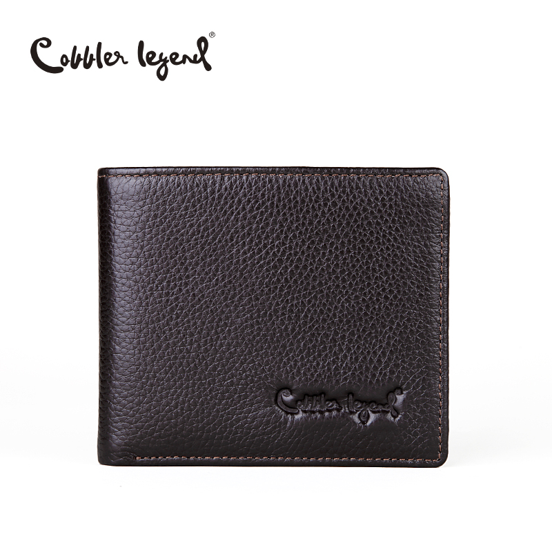carteira dos homens de couro Wallet For Men : Coin Purse For Men