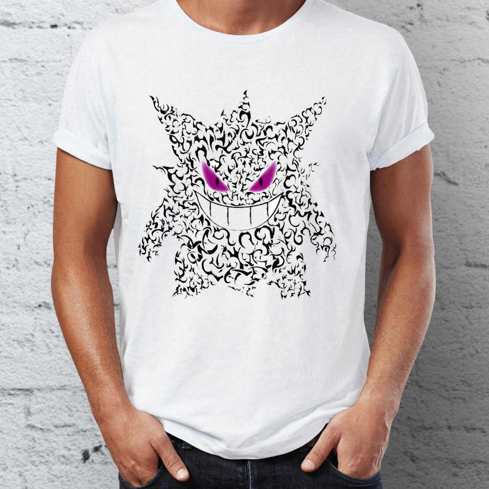 e126029a Detail Feedback Questions about Men's T Shirt Tribal Gengar Pokemon Awesome  Gaming Tee on Aliexpress.com | alibaba group
