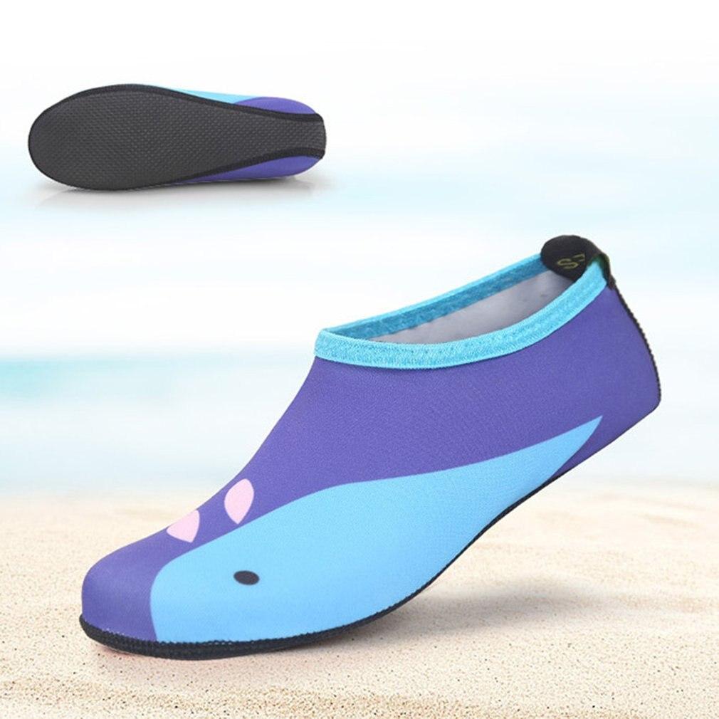 Gewissenhaft Kinder Außen Schuhe Atmungs Strand Socken Wasser Schuhe Jungen Mädchen Weiche Meer Waten Schuhe Tauchen Socken Freigabepreis Ski & Snowboard Sport & Unterhaltung