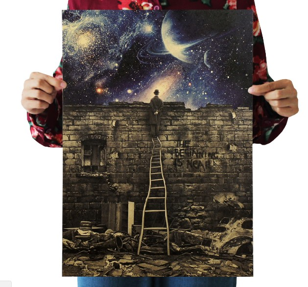 Scream Mask Classic Movie Large Poster Art Print Maxi A1 A2 A3 A4
