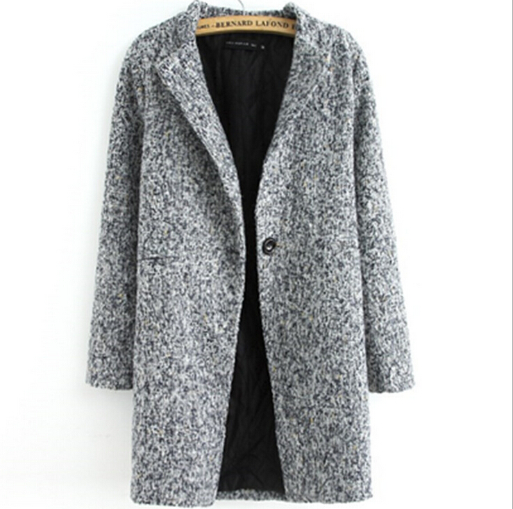 Popular Tweed Jacket Xl-Buy Cheap Tweed Jacket Xl lots from China ...