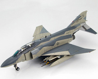 1:72 HA1932 United States F 4J Phantom fighter model VF 194 Phyllis Camouflage Favorites Model