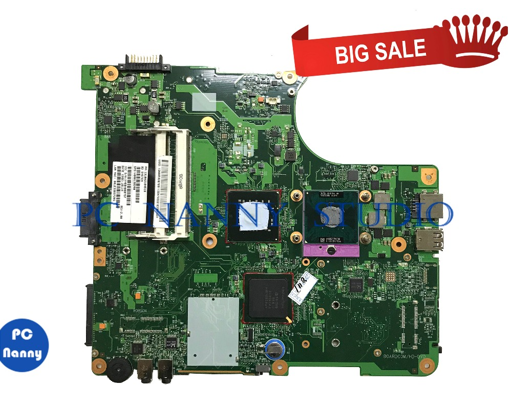 PC NANNY for Toshiba Satellite L305 L300 motherboard V000138390 6050A2170401 MB A03 DDR2 tested
