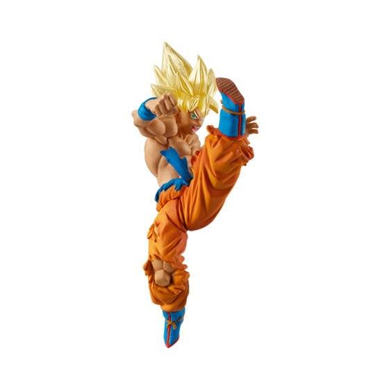 quot Dragon Ball SUPER quot Original BANDAI Battle VS Gashapon Toy Figure Part 6 Full Set 4 Pcs Son Goku Ultra Instinct Jiren Coolar in Action amp Toy Figures from Toys amp Hobbies