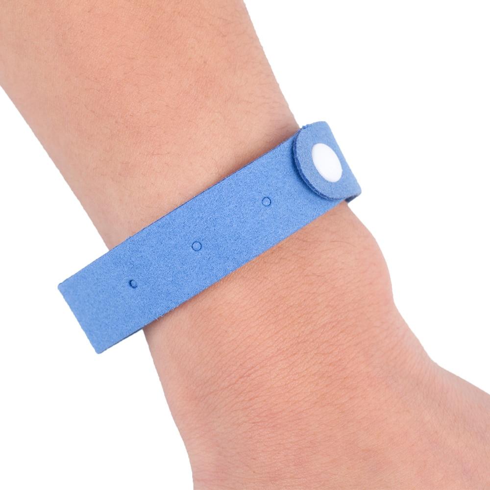 KONGDY 20 piezas / lote Pulsera anti mosquitos de composición de - Cuidado de la salud