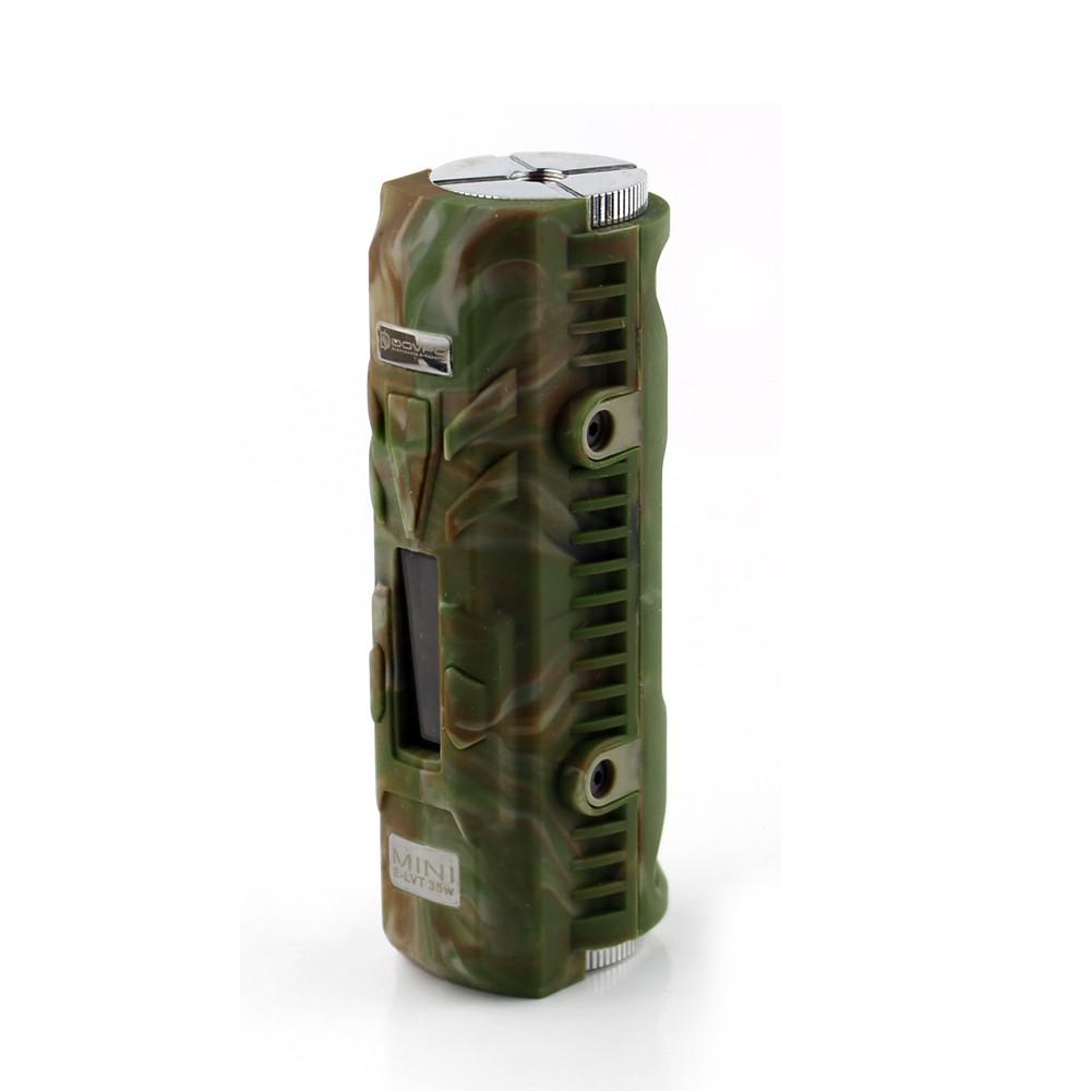 100% Original Dovpo Mini E-LVT Box Mod E Cig Adjustable Wattage ELVT mini 35W Mod Mini ELVT Waterproof Shock Pressure Resistant-7