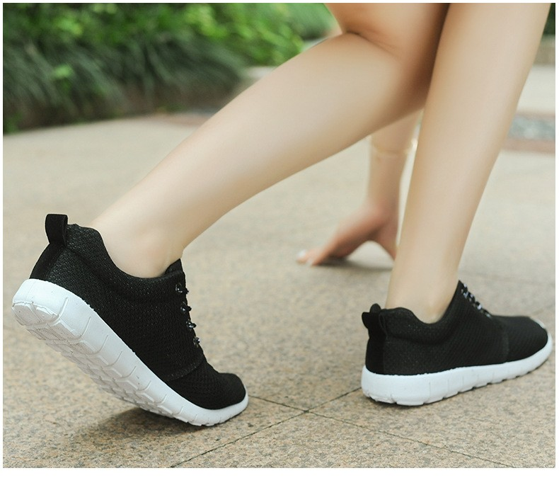Women Breathable Mesh Shoes Size 35-40 Fashion Women Casual Shoes Zapatillas Deportivas Trainer Free Shipping Ladies Shoes YD85 (22)