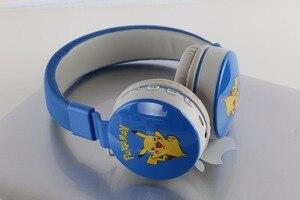 Image 3 - Mplsbo ms882 fones de ouvido sem fio, fones de ouvido esportivos com desenho animado para crianças, bluetooth, com microfone para todos os celulares
