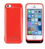 Roze 2018 Nieuwe Power Bank Charger Case 4200 mAh voor IPhone 5 s Backup Battery Case Cover voor IPhone SE 5 5 s 5c
