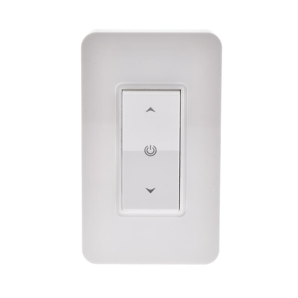 90-250V Key Smart Dimmer 120x70x51mm Support For Amazon Alexa and Google Home Voice Control chris dannen google voice for dummies