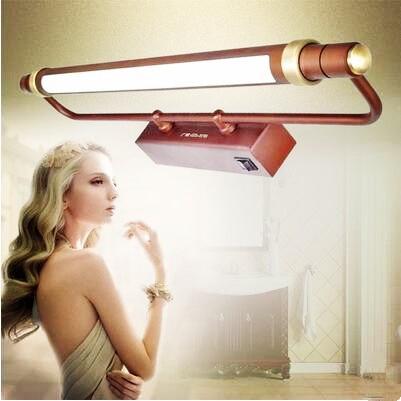 Здесь продается  Classic Bronze LED Bathroom Mirror Light Arandelas Vintage Wall Lamp Lights For Home Bathroom Wall Sconce Free Shipping  Свет и освещение