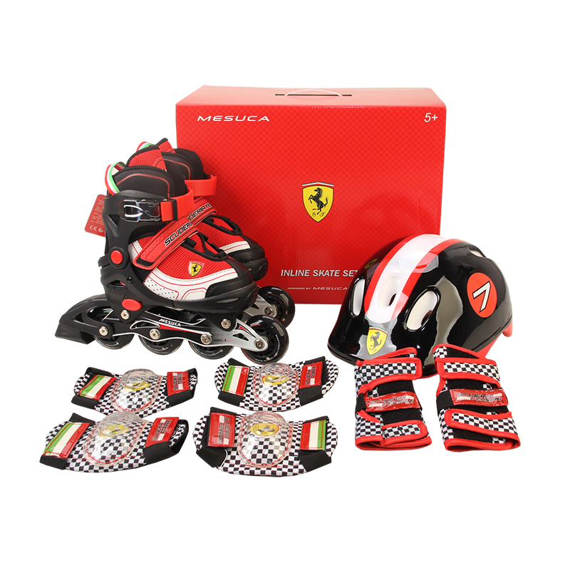 Promotion Size 38 41 kick Scooter Kid Skate COMBO SET Outdoor Family Game Funny Foot roller