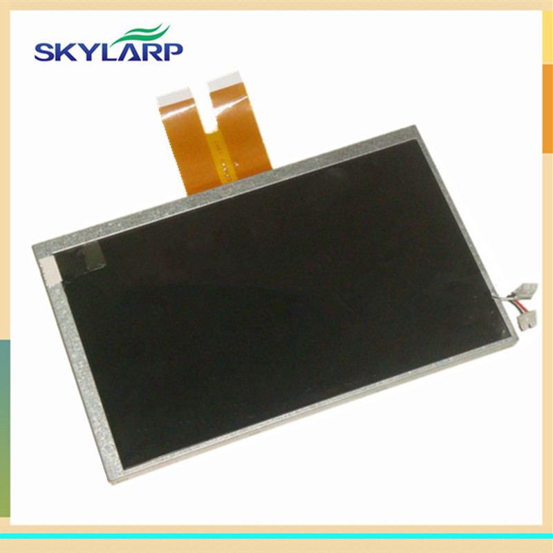 skylarpu 7 inch LCD screen Display Panel For Garmin 440-00107-00 (WVGA) GPSmap 696 LCD Display Screen Module 7 inch lcd screen b070atn0202oaa