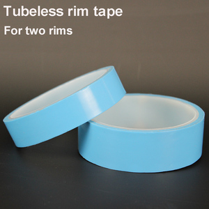 10m Tubeless Rim Tape Width 16/18/21/23/25/27/29/31/33mm For Mountain Bike Road Bicycle wheel carbon wheelset(China)