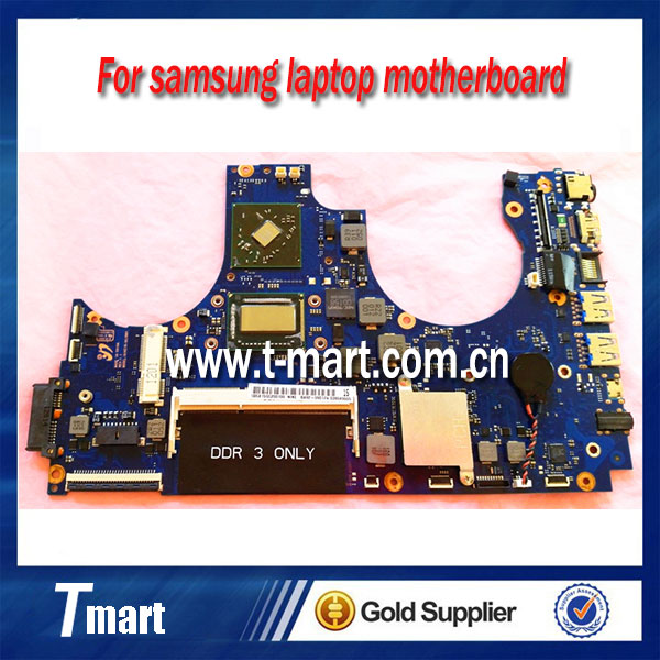 laptop motherboard for samsung NP700Z5B BA92-09017A with i7 cpu system mainboard fully tested ba92 05127a ba92 05127b laptop motherboard for samsung np r60 r60 ddr2 intel ati rs600me mainboard