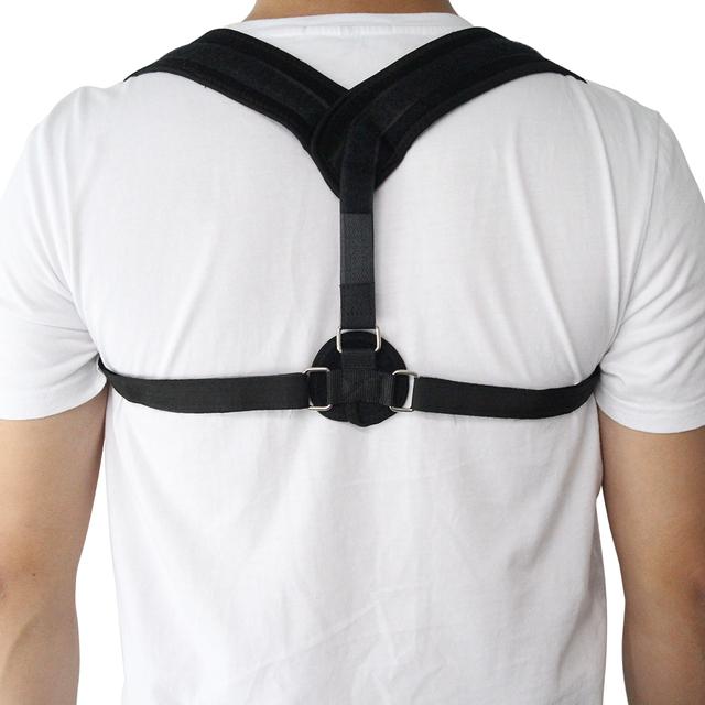 New Posture Corrector Shoulder Bandage Corset Back Orthopedic Brace Scoliosis Back Support Belt for Man Woman