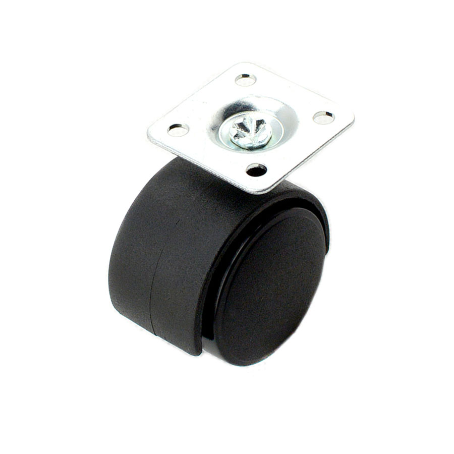 Furniture Wheel Castor Universal Swivel Casters Pp Nylon