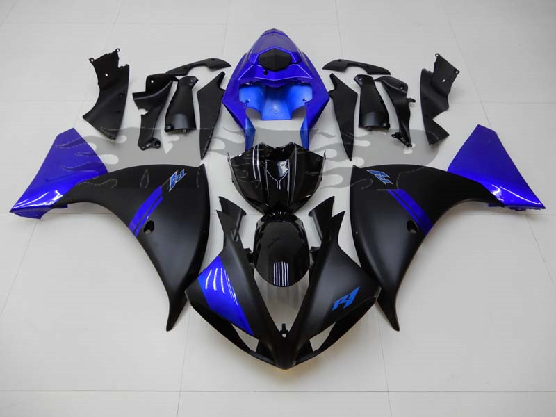 YZF1000 R1 2009   2011 Bodywork Fairing YZFR1 09 10 Injection Molding Fairings YZF R1 10 11 Motorcycle Full Body Kits-in Covers & Ornamental Mouldings from Automobiles & Motorcycles    1
