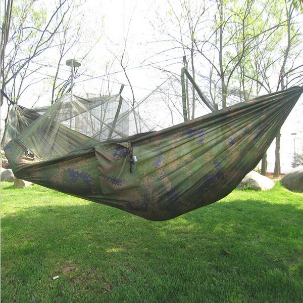 Avec Portable Personnes Cm Camping 120 2 Moustiquaire Camouflage 240 CBotshxrQd