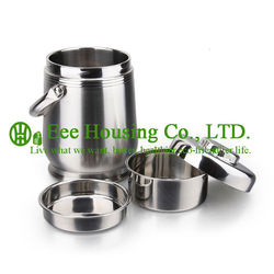 الفولاذ المقاوم للصدأ الطبخ وأدوات المطبخ مجموعة الشحن مجانا سعر المصنع وعاء الدفء 8 ساعة مطبخ