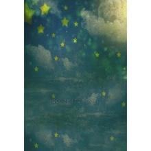 Бесплатная доставка фотографии фон ночное небо тема фотографии фон винил фон S-1339