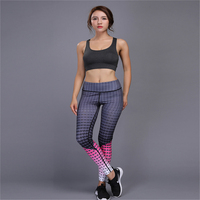 2017 New Sport Suit Women Yoga Kit Running Jogging Tracksuits Female Gym Workout Clothing Women Fitness