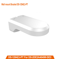 Original Wall mount Bracket DS 1294ZJ PT Bracket Junction Box for DS 2DE2A404IW DE3 HIK VISION PTZ Camera