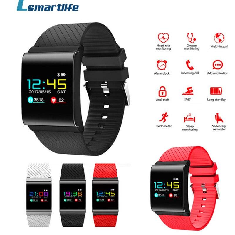 Energisch X9pro Smart Armband Für Blutdruck Blut Sauerstoff Herz Rate Erkennung Smart Armband Mit Eine Farbe Bildschirm Oled Bunte Durchblutung GläTten Und Schmerzen Stoppen Intelligente Elektronik