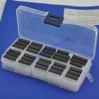 30 Types 4000 Series CMOS Logic IC Assortment Kit