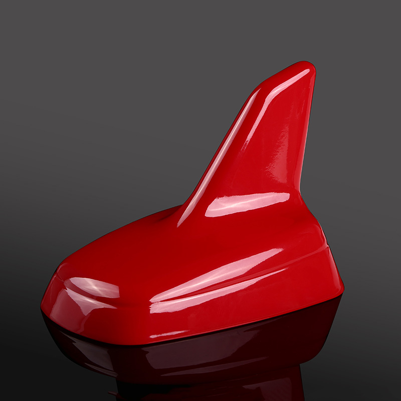 Image 5 - Shark Fin Antenna High Quality Shark Car For Audi A3 A4 A6 A1 A5 A8 A4L A6L Q3 Q5 Q7 Antenna Decoration Roof Antenna Accessories-in Car Stickers from Automobiles & Motorcycles