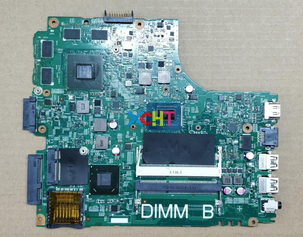 For Dell Inspiron 3421 5421 1FK62 01FK62 CN 01FK62 12204 1 DNE40 CR MB I5 3337U GT730M/2GB Laptop Motherboard Mainboard Tested