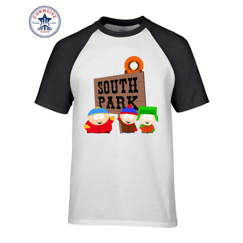 Cartoon Sitcoms SOUTH PARK Funny T Shirt for men