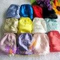 100% Silk panties female pure silk trigonometric panties low-waist lingerie care free shipping