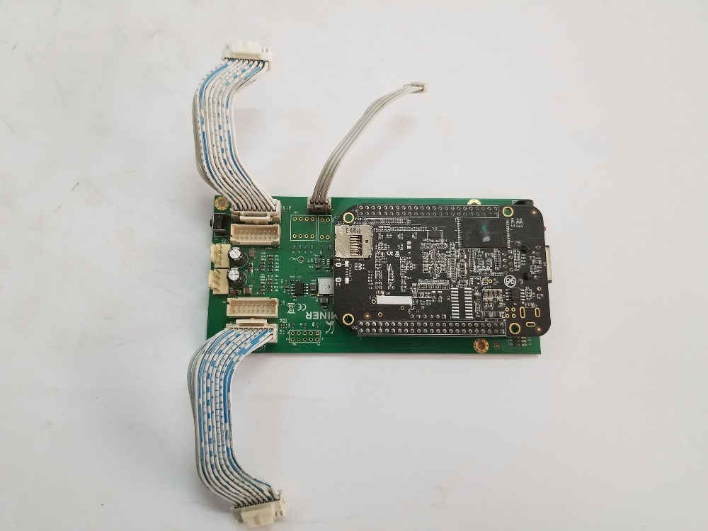 Antminer S5 control board S5 antminer Repair parts include the BB board +IO board+3 Pcs Connect Interface Signal Cable a000095850 connect board connect with motherboard full test lap connect board