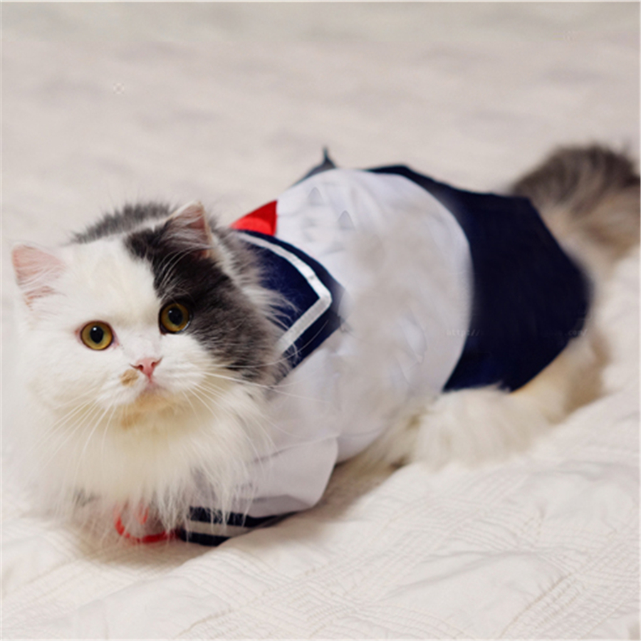 Pet Supplies Cat Clothes Cats Wear Pet Coats Blusao Clothing For Domestic Cats Clothes Pets