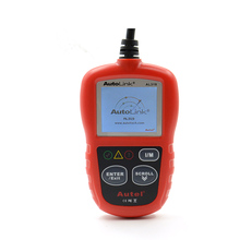 Original Autel AutoLink AL319 OBDII OBD2 & Can Code Reader Scanner Auto Diagnostic Tool Hongkong Post with Free Shipping