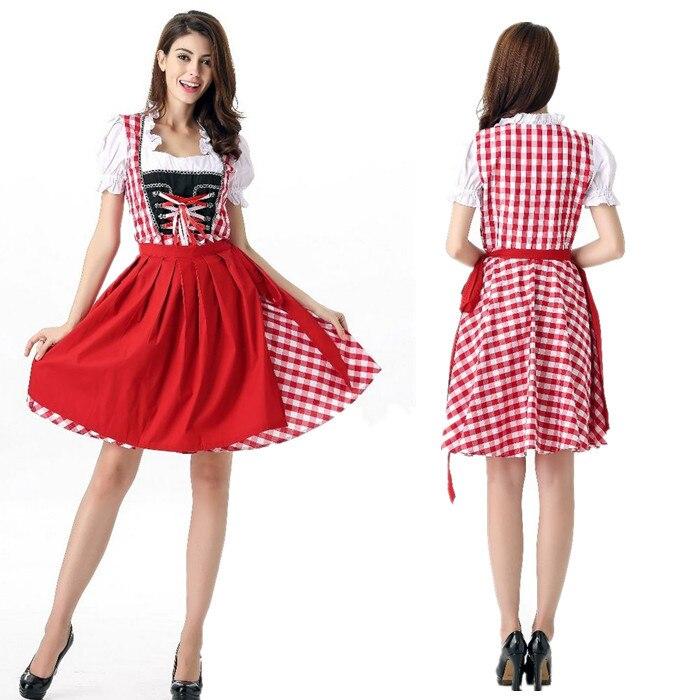 Одежда платья немецкие