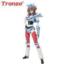Tronzo – Figurines d'action originales de Saint Seiya, aigle Marin, en PVC