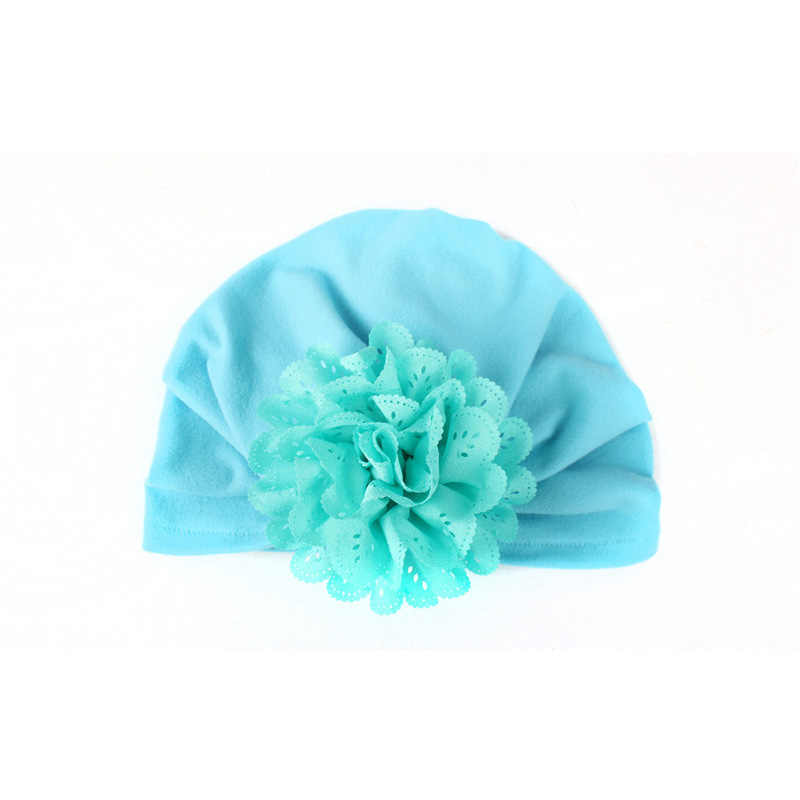 56631ff5399 ... DreamShining Baby Hat Spring Beanie Cap For Kids Cotton Toddler Girl  Boy Hat Newborn Photography Props ...