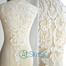 High-end off accessories lace