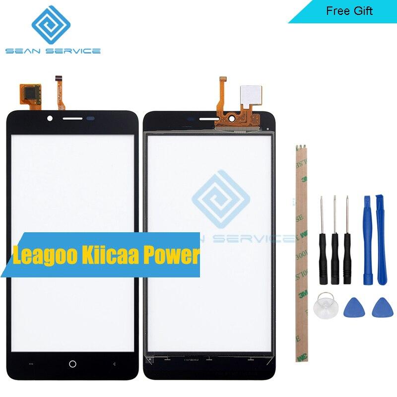 Pour Leagoo Kiicaa Powe Tactile Panneau Parfait Pièces De Rechange Tactile Remplacement 5.0 pouces en stock