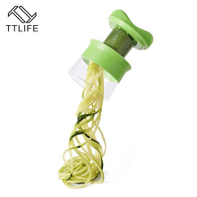 Fruit Vegetable Spiralizer Spiral Kitchen Gadgets Vegetable Slicer Shredders Peeler Cutter Carrot Grater Kitchen Accessories