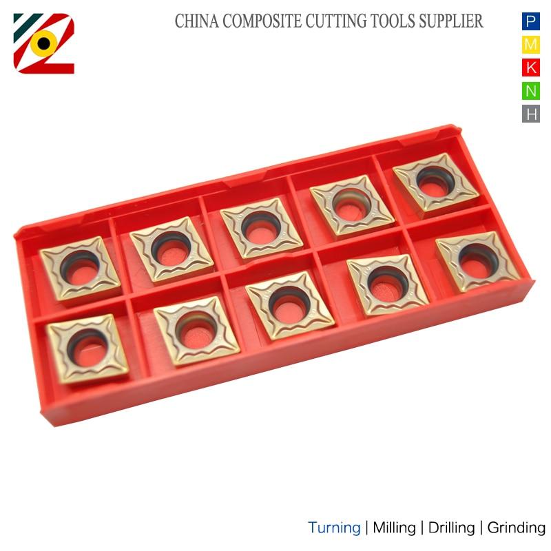 CNC-karbiid-lisad CCMT120404 CCMT120408 CCMT431 CCMT432 HM - - Tööpingid ja tarvikud - Foto 3